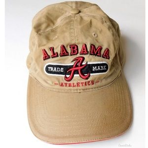 Vintage Captain's Collection Alabama Athletics Hat
